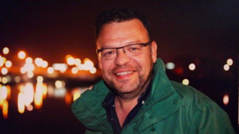 José Antonio Bartolomé, cabeza de lista de Ciudadanos al Congreso por Zamora. (Foto: @Cs_Zamora_ vía Twitter)