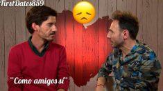 Emilio y Arturo ya se conocían antes de 'First Dates'