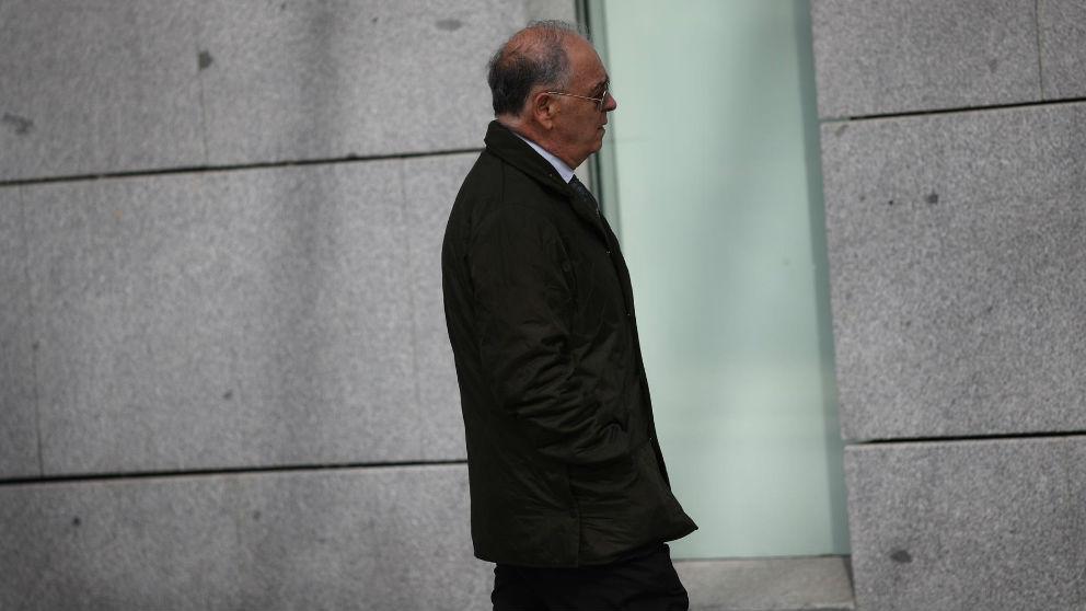 El ex DAO Eugenio Pino