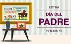 Sorteo Extra del Día del Padre 2019 de la ONCE