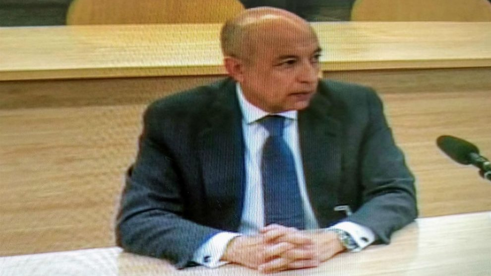 Francisco Celma, auditor de Deloitte