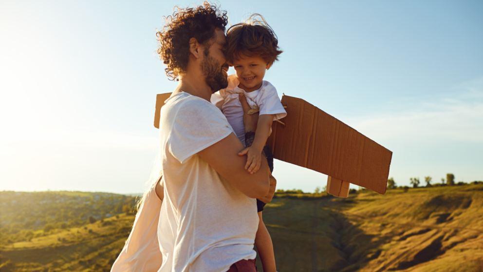 El Día del Padre se conmemora en España desde 1948