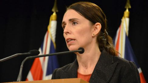 Jacinda Ardern. Foto: Europa Press