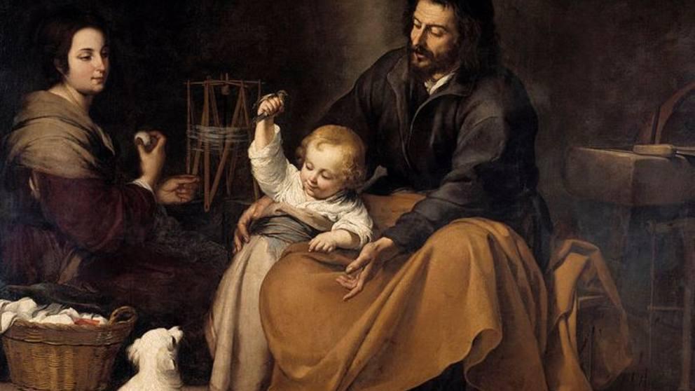 Este 19 de marzo se celebra el día del padre y día de San José.