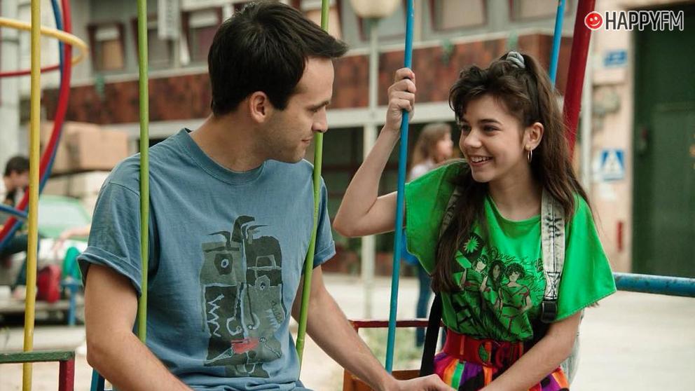 María y Carlos Alcántara, en 'Cuéntame Cómo Pasó'