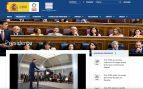 El Gobierno usa la web de Moncloa para hacer propaganda pese a los avisos de la Junta Electoral