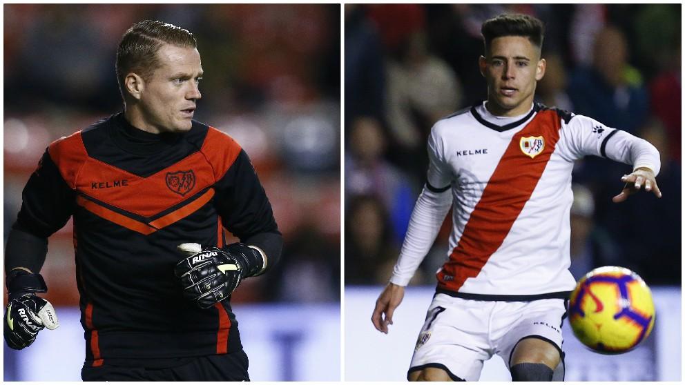 El Rayo también prohíbe a dos de sus futbolistas acudir con la selección de Cataluña. (AFP)