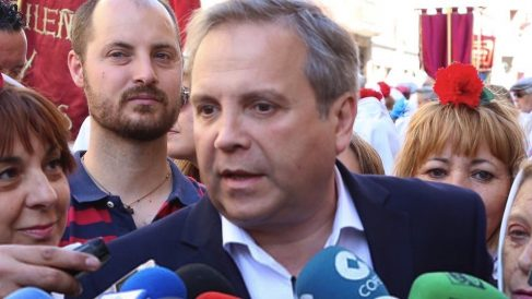 Antonio Miguel Carmona. (Foto. PSOE)