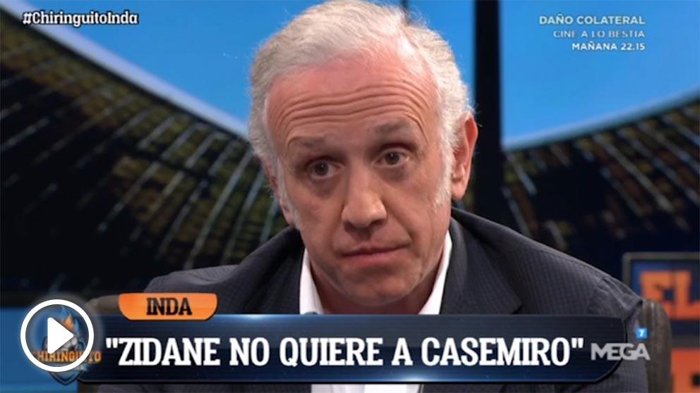 Zidane habría pedido a Kante para sustituir a Casemiro.