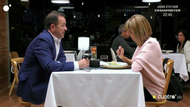 El curioso oficio de Constan que ha revolucionado 'First Dates': «Yo vivo de la polla»
