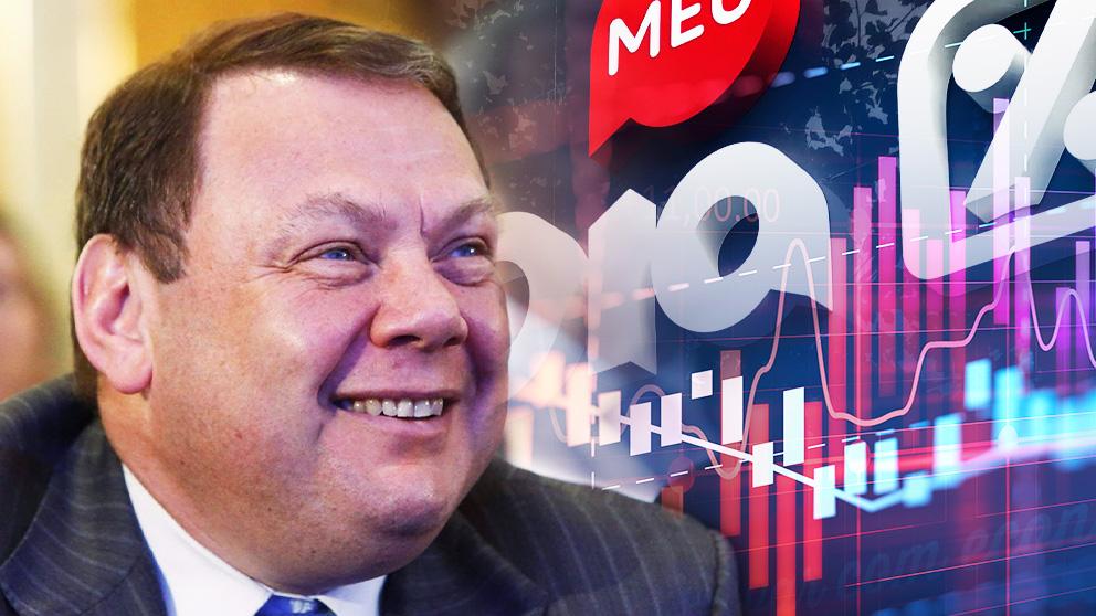 Mikhail Fridman, primer accionista de la empresa con un 29%.