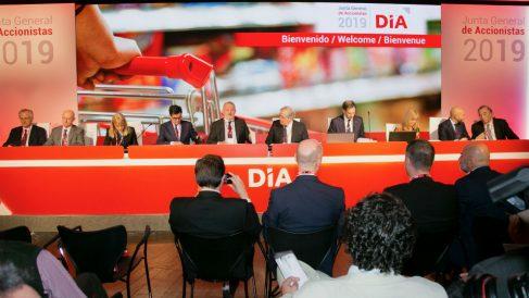 Junta de accionistas de DIA (Foto: DIA)