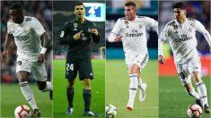 Jugadores que prefirieron al Real Madrid antes que al Barcelona (Getty).
