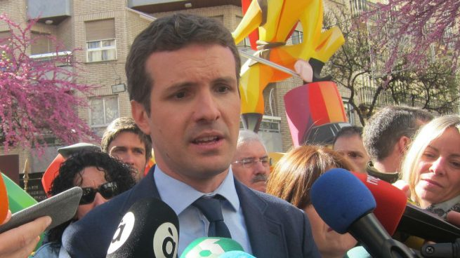 Pablo Casado. Foto: Europa Press