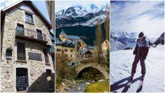El Pirineo aragonés se ha convertido en uno de los lugares turísticos con más crecimiento en España gracias a sus actividades.