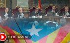 Streaming del juicio del procés, hoy 24 de abril, en directo