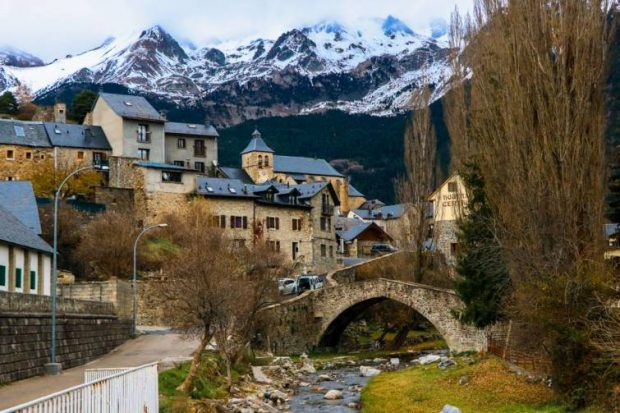 casas rurales pirineo aragonés