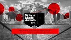 Los Vicious Music Awards 2019 premian lo mejor de la industria de la música electrónica.