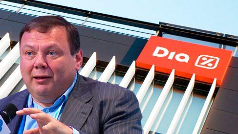 Mikhail Fridman, primer accionista de DIA con el 29%.