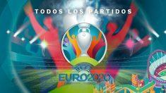 Consulta los horarios de los partidos de hoy Calendario Eurocopa 2020