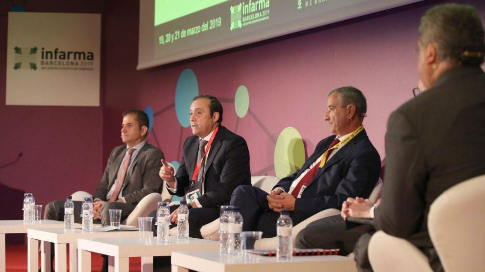 Eduardo Pastor en InFarma (Foto: Cofares)