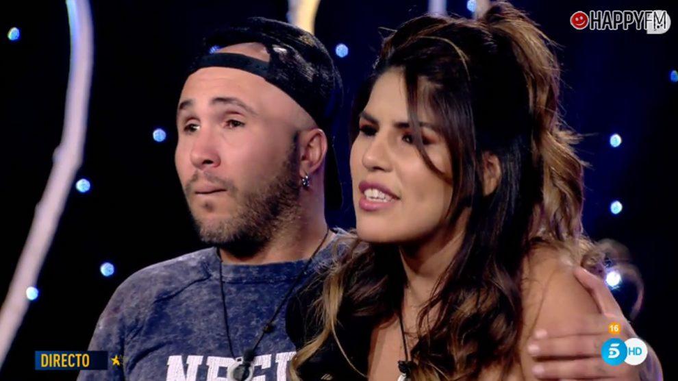 Kiko Rivera e Isa Pantoja en 'GH DÚO'
