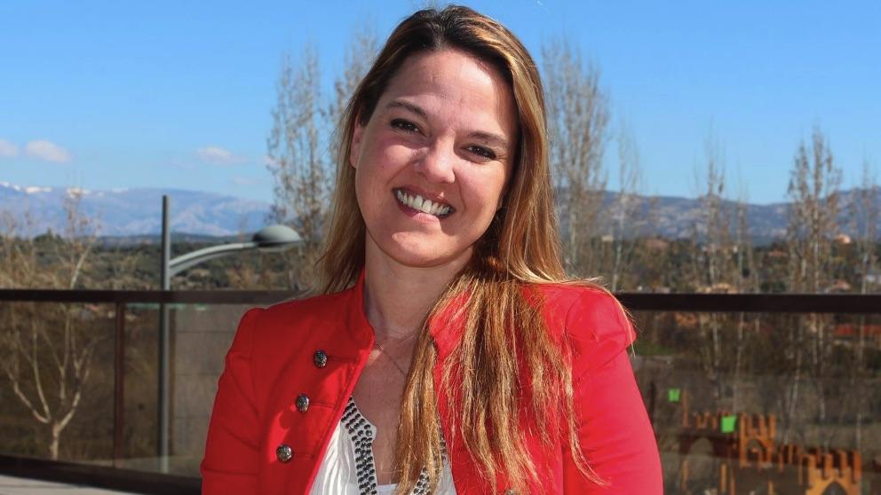 La primera teniente de Alcaldía, Carla Greciano. (Foto. PP)