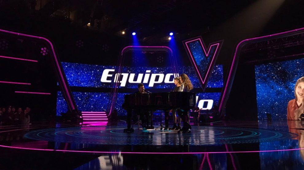 'La Voz' bajó unas décimas en audiencia con su estreno de los Directos