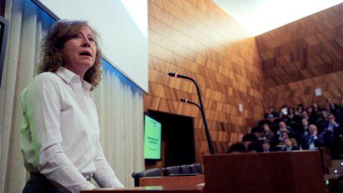 Margarita Delgado, subgobernadora del Banco de España