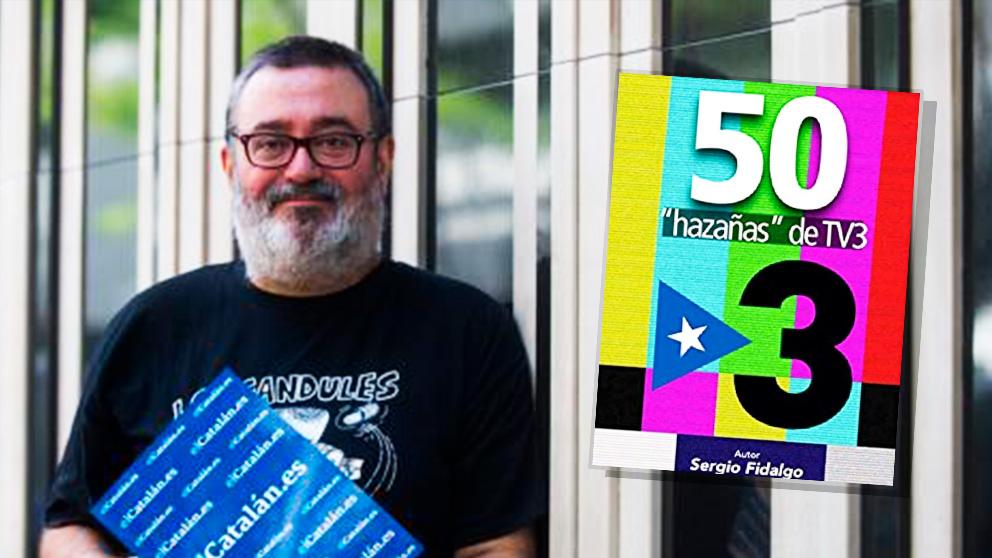 Sergio Fidalgo, autor de '50 hazañas de TV3′.