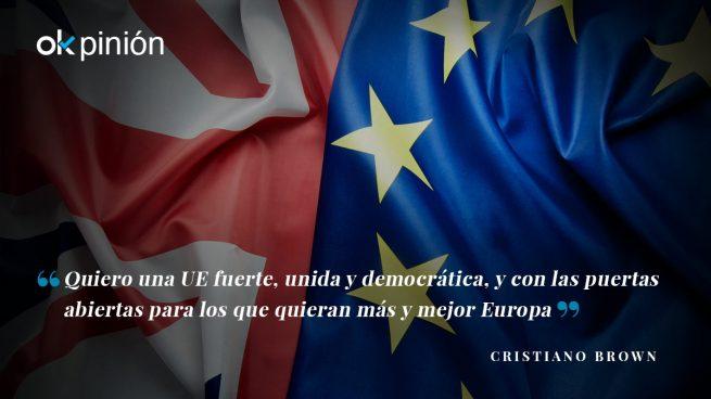 Más y mejor con Europa, con o sin Reino Unido