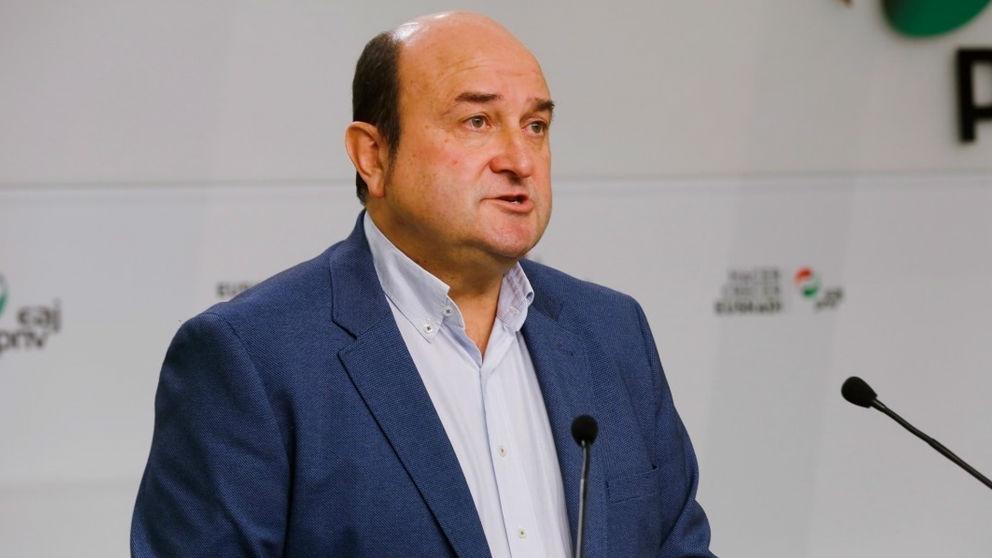 Andoni Ortuzar. Foto: Europa Press