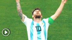 El vídeo de de la selección argentina que habla de Messi y ha enfadado a los argentinos.