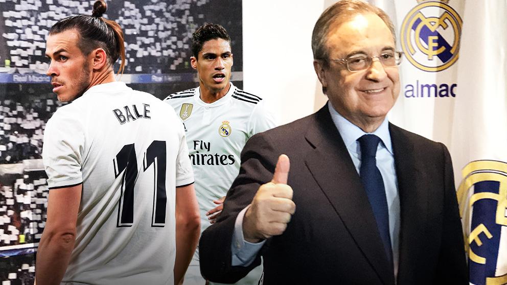 El Real Madrid no regalará ningún jugador.