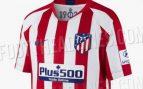 Camiseta del Atlético de Madrid para la temporada 2019-2020