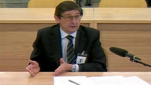 José Ignacio Goirigolzarri, esta semana en el juicio a Bankia
