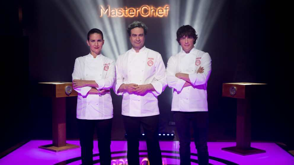 Jueces 'Masterchef 7'