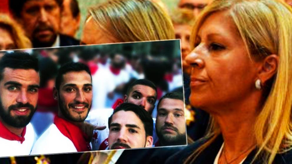 La magistrada Susana Polo ha sido la ponente en el juicio de La Manada.