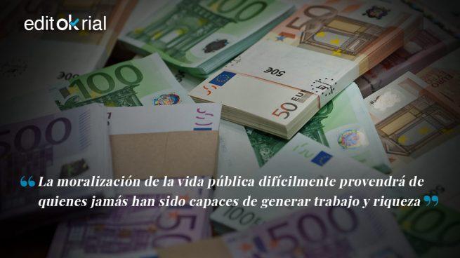 La solución de Podemos: más gasto público y más Estado