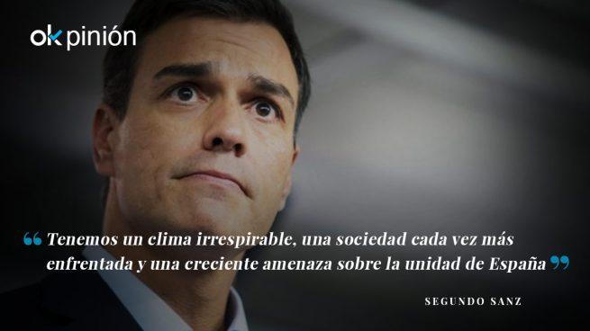 Sánchez aviva la hispanofobia