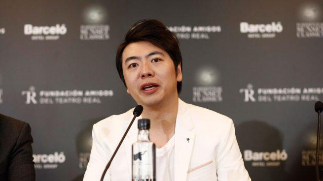 El pianista chino Lang Lang actúa este viernes, 22 de marzo, en el Teatro Real de Madrid. Foto: Europa Press
