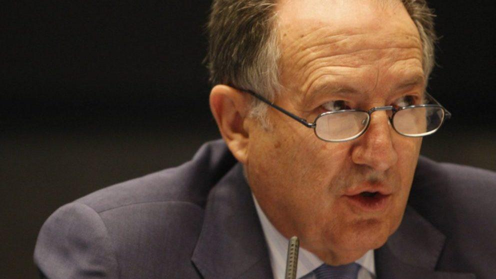 El ex director del CNI, Félix Sanz Roldán.
