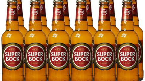 Cervezas Super Bock