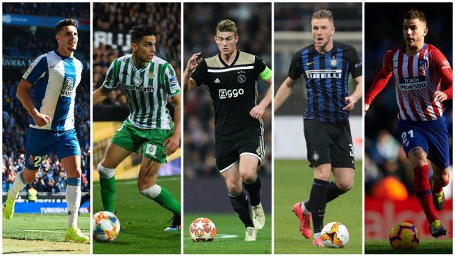 Los candidatos que maneja el Madrid para sustituir a Varane