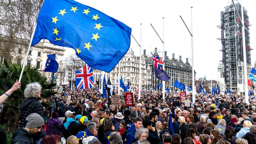 La UE y Reino Unido se enfrentan al día decisivo para llegar a un acuerdo sobre el Brexit