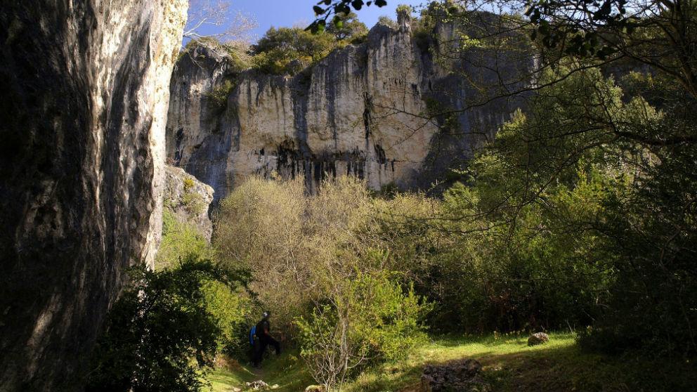 Cañón del río Ubagua. Foto: Flickr