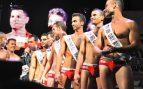 Una de las ediciones de Mr. Gay Pride España