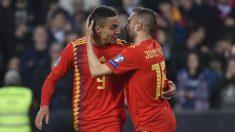 Clasificación Eurocopa 2020: España – Noruega   Partido de fútbol hoy, en directo.