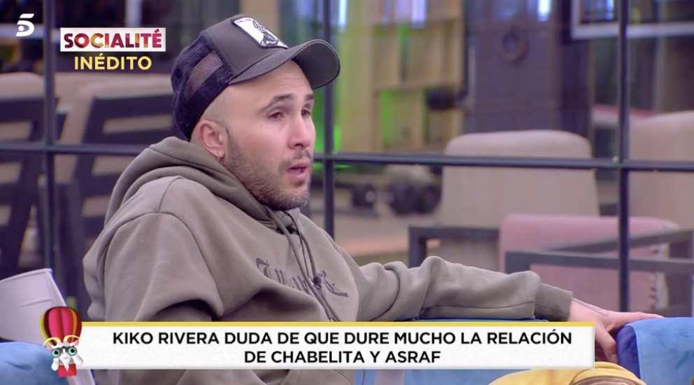 Kiko Rivera en 'GH DÚO'