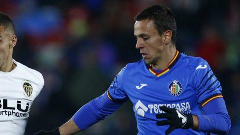 Nemanja Maksimovic (AFP)